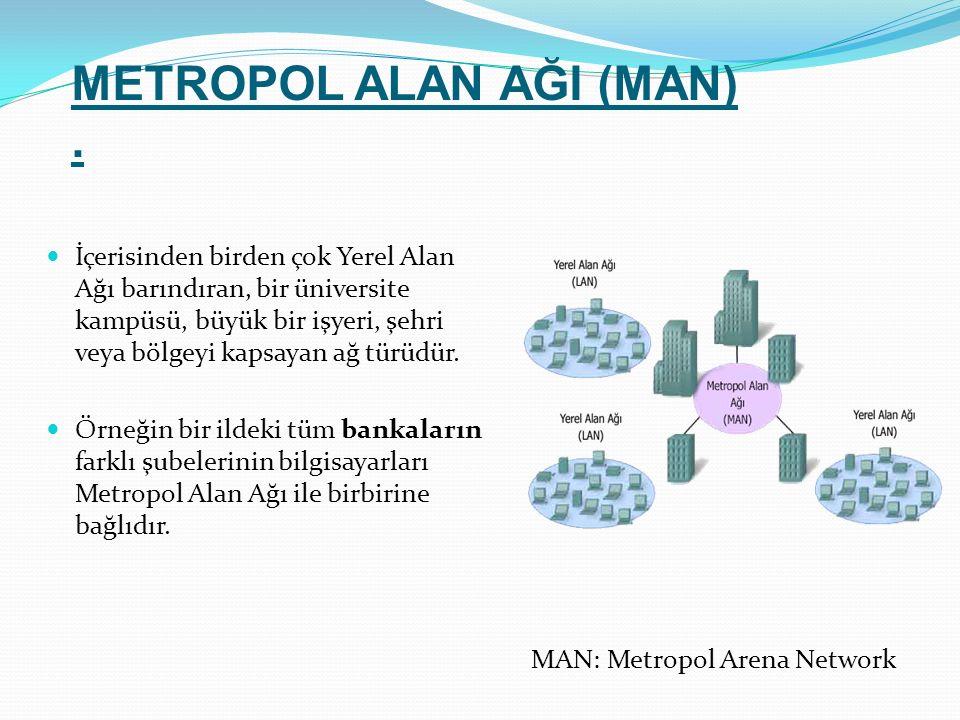 MAN: Metropol Arena Network
