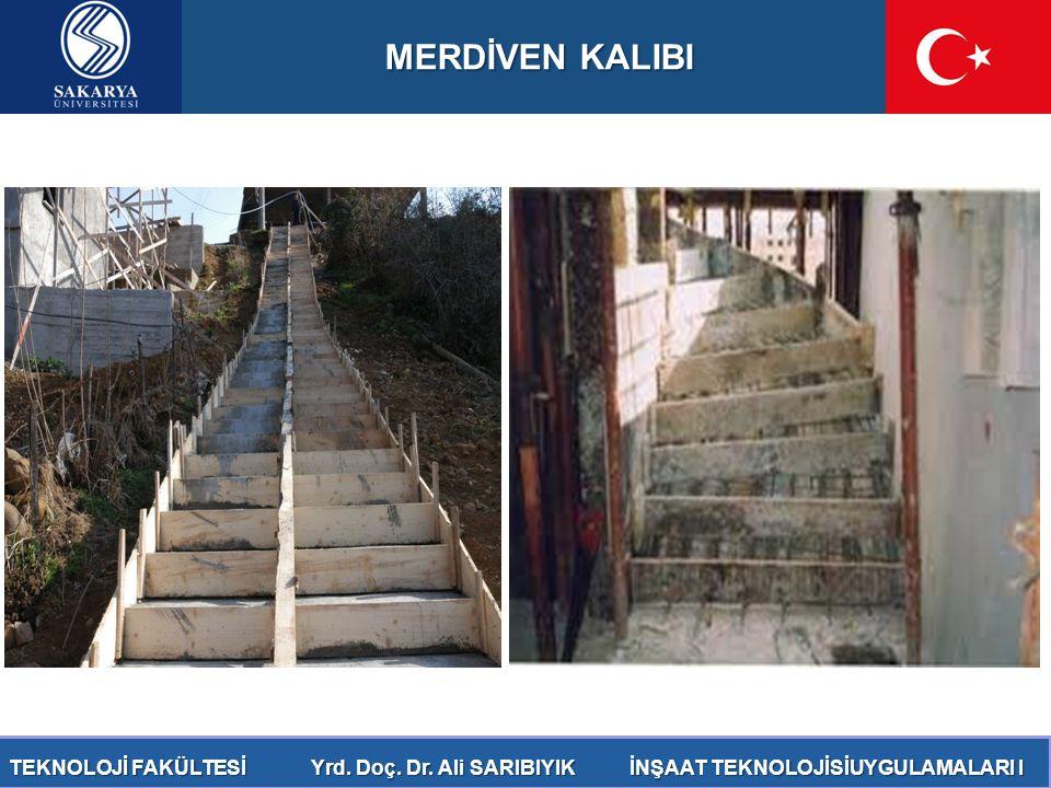 MERDİVEN KALIBI