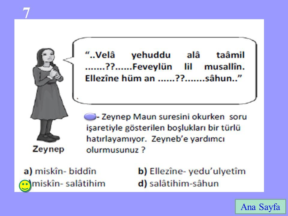 7 Ana Sayfa