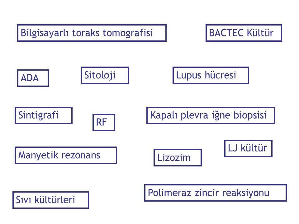 Bilgisayarlı toraks tomografisi
