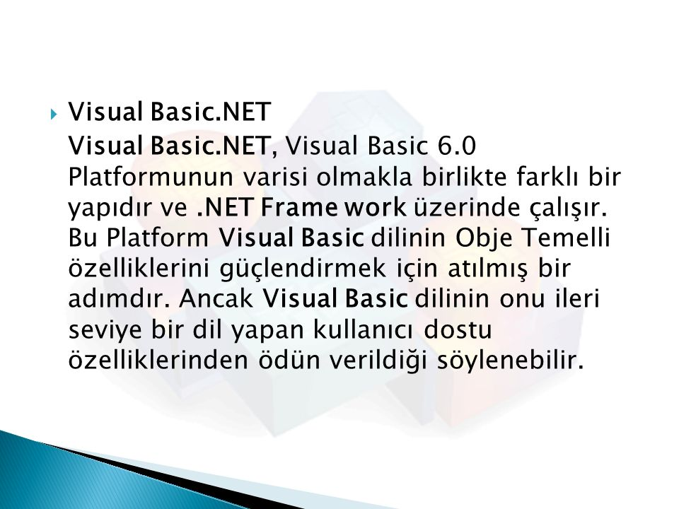 Visual Basic.NET