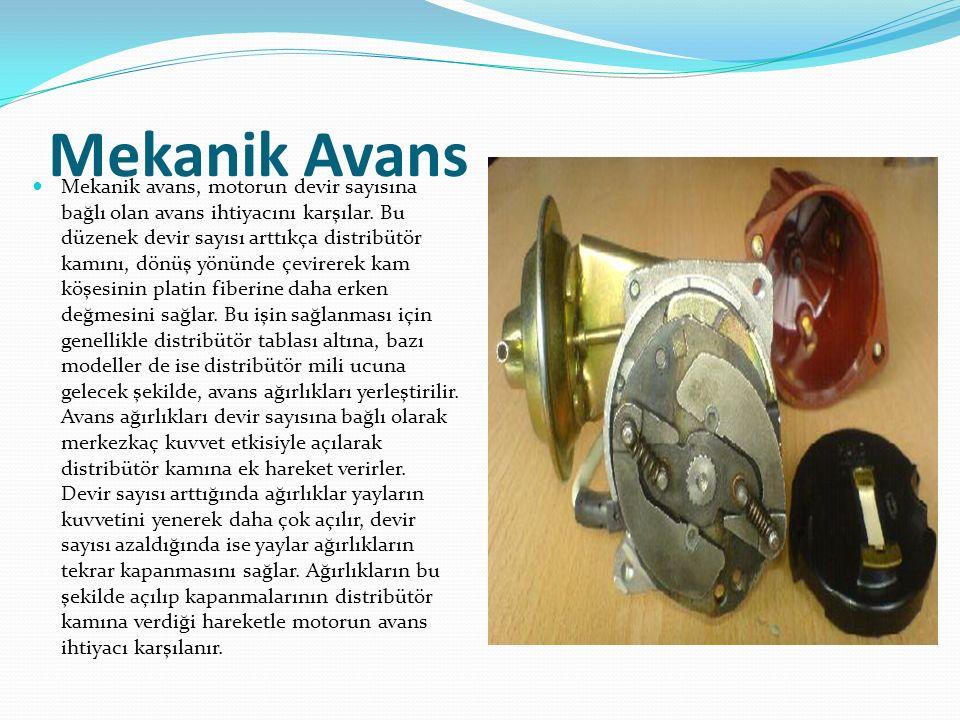 Mekanik Avans
