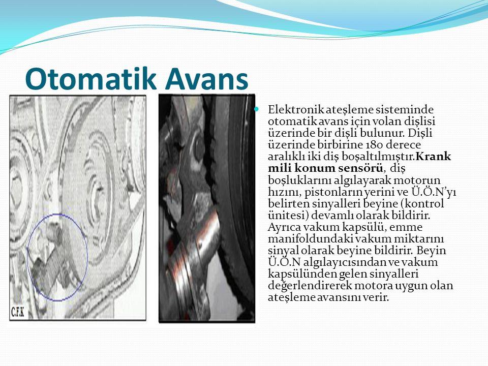 Otomatik Avans