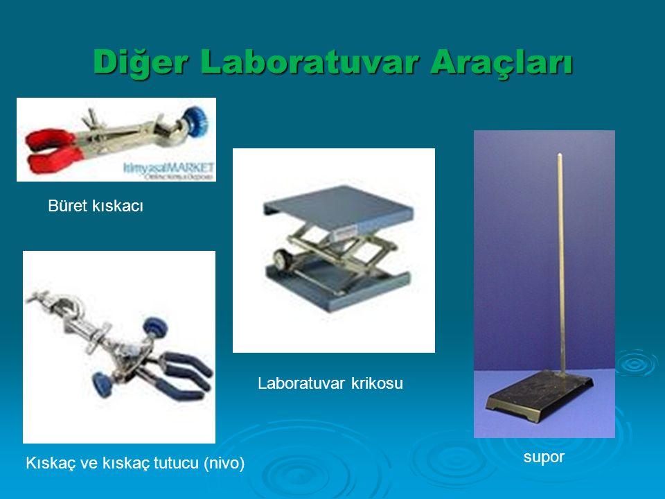 Diğer Laboratuvar Araçları