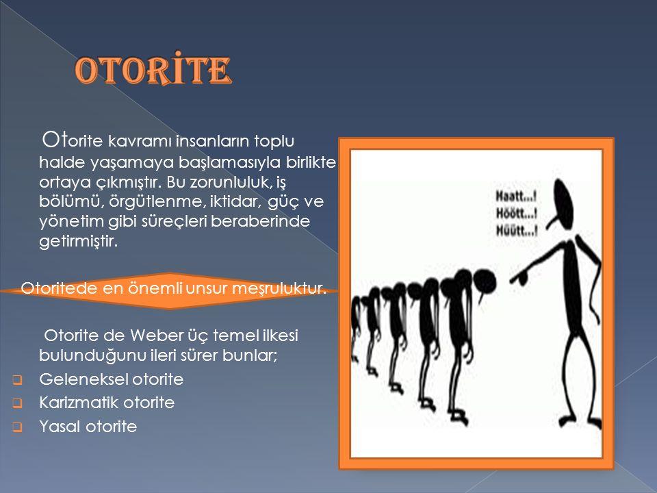 OTORİTE