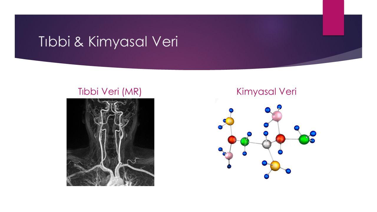 Tıbbi & Kimyasal Veri Tıbbi Veri (MR) Kimyasal Veri