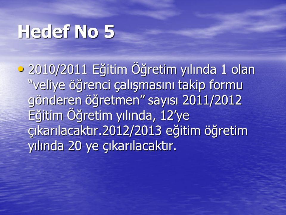 Hedef No 5