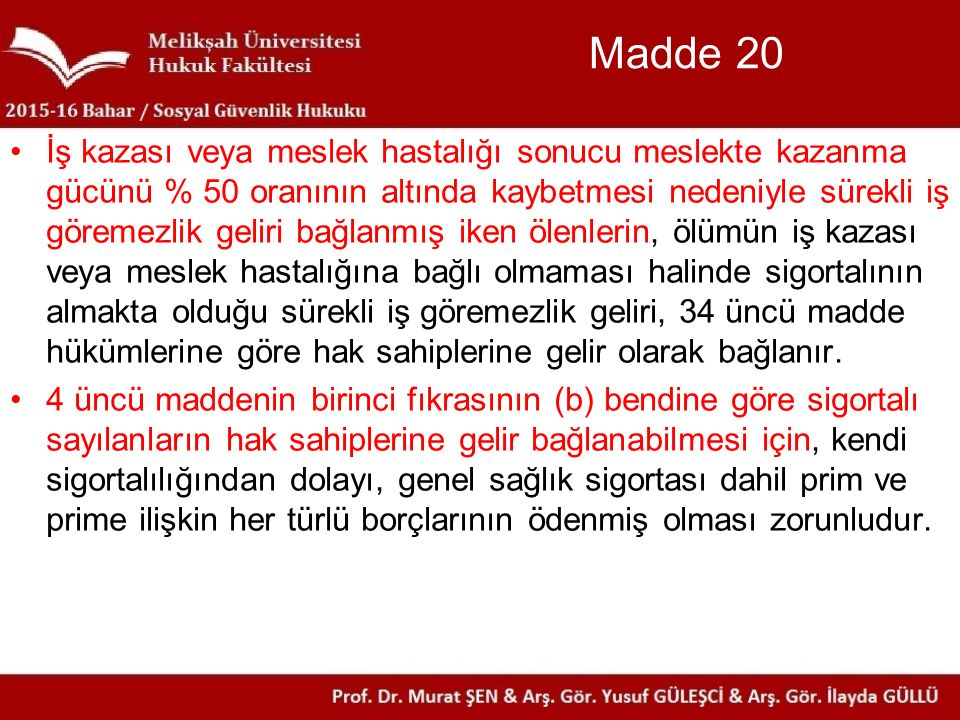 Madde 20