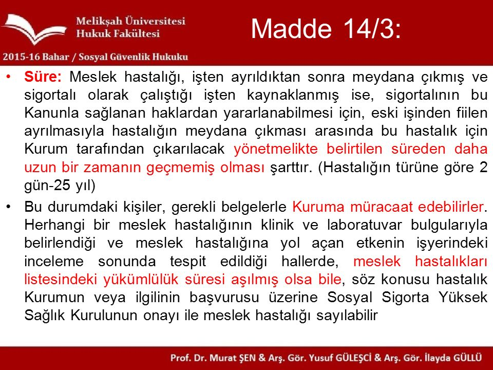 Madde 14/3: