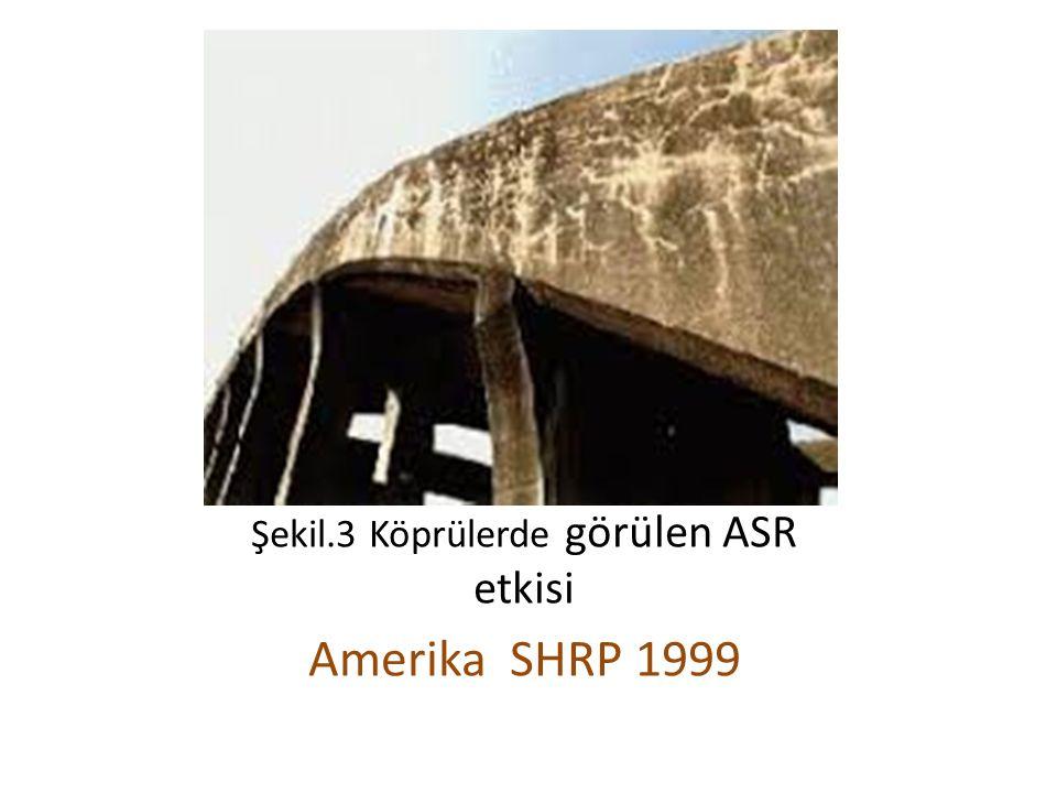 Şekil.3 Köprülerde görülen ASR etkisi