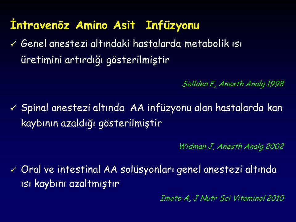 İntravenöz Amino Asit Infüzyonu
