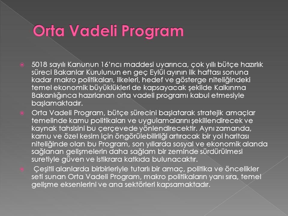 Orta Vadeli Program