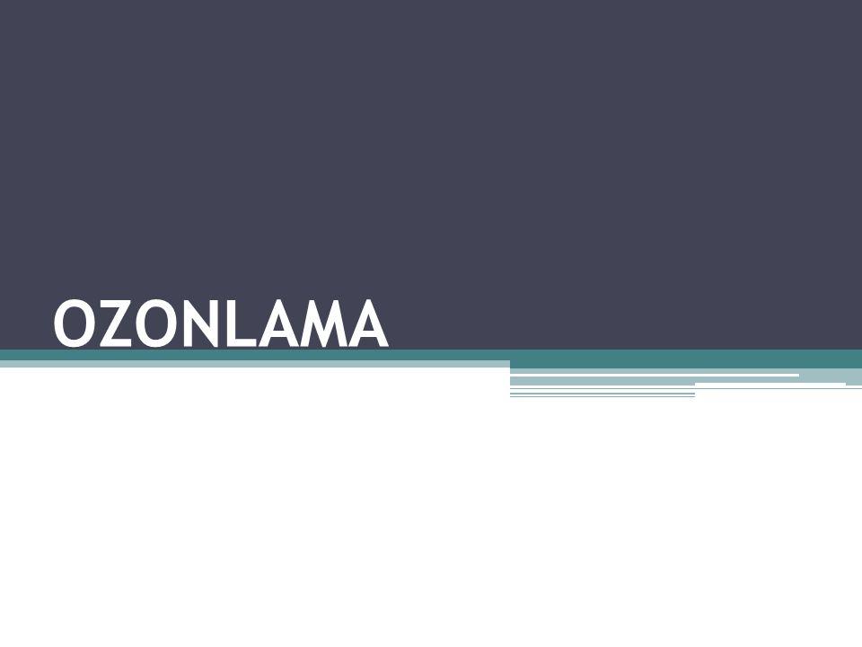 OZONLAMA