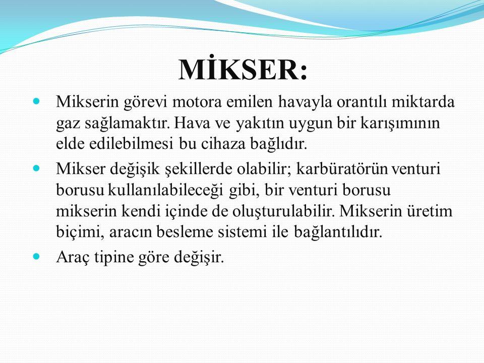 MİKSER: