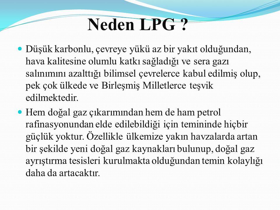 Neden LPG
