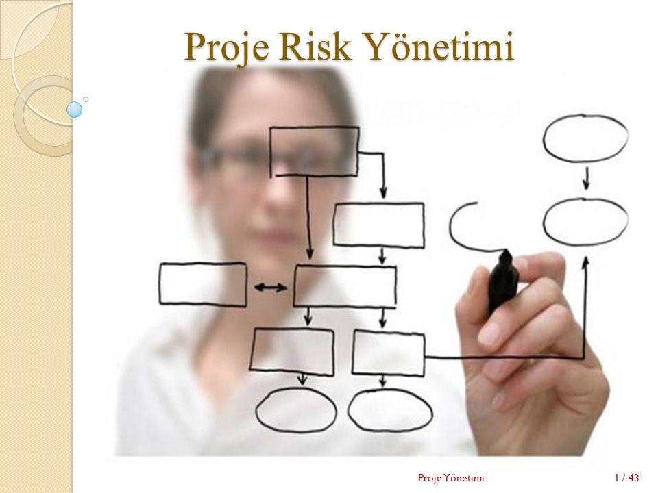 Proje Risk Yönetimi