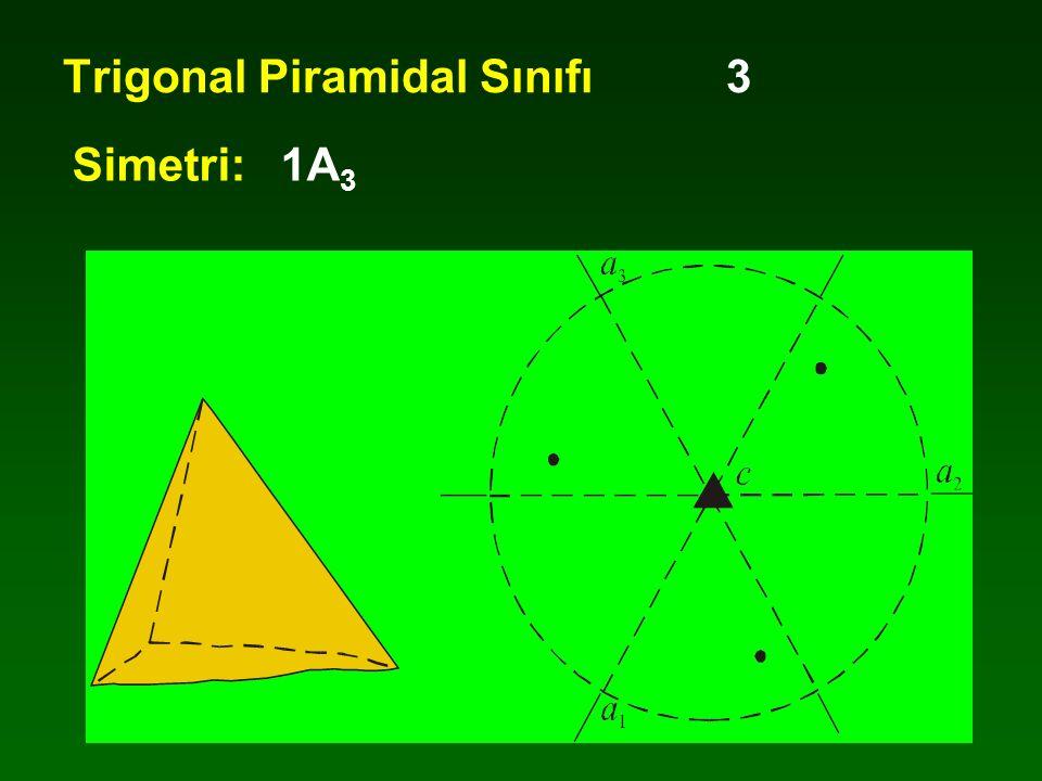 Trigonal Piramidal Sınıfı 3