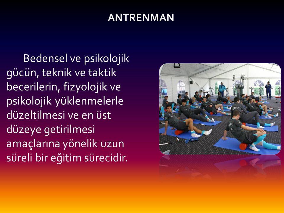 ANTRENMAN