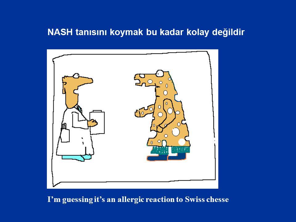 NASH tanısını koymak bu kadar kolay değildir