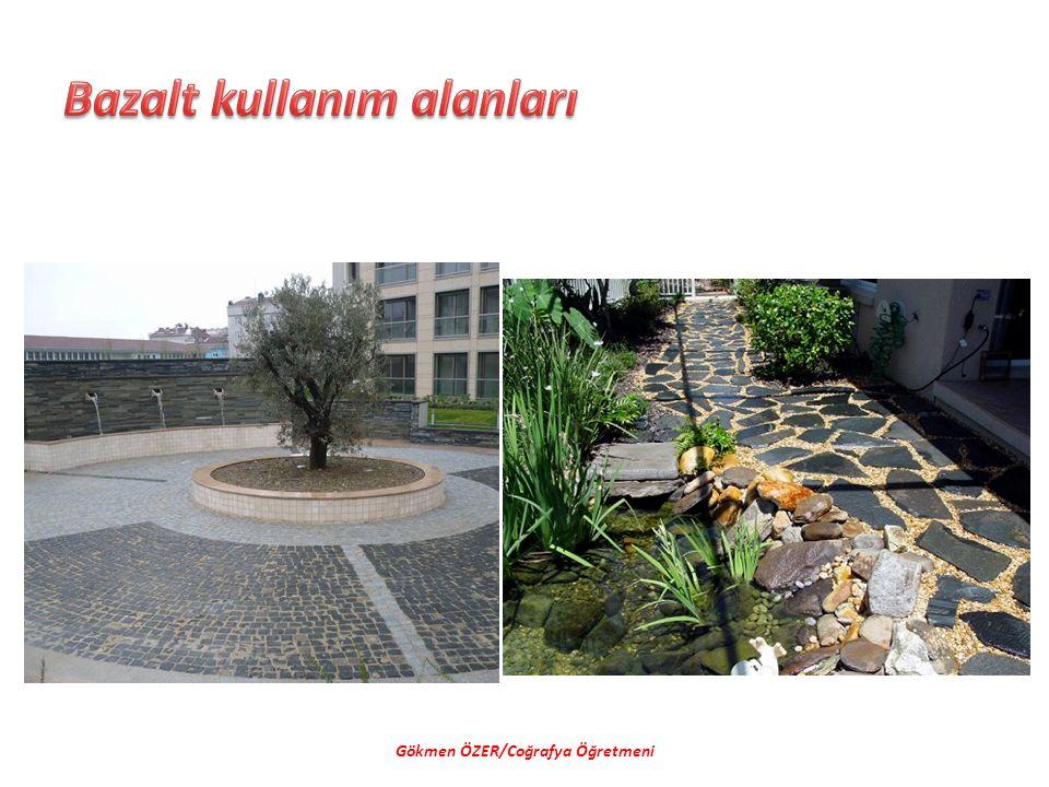 Bazalt kullanım alanları