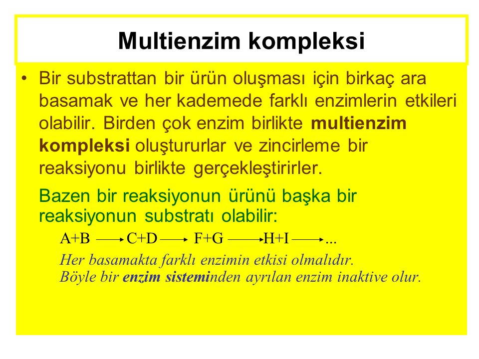 Multienzim kompleksi