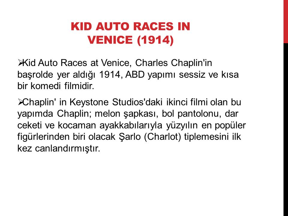 Kid Auto Races In Venice (1914)