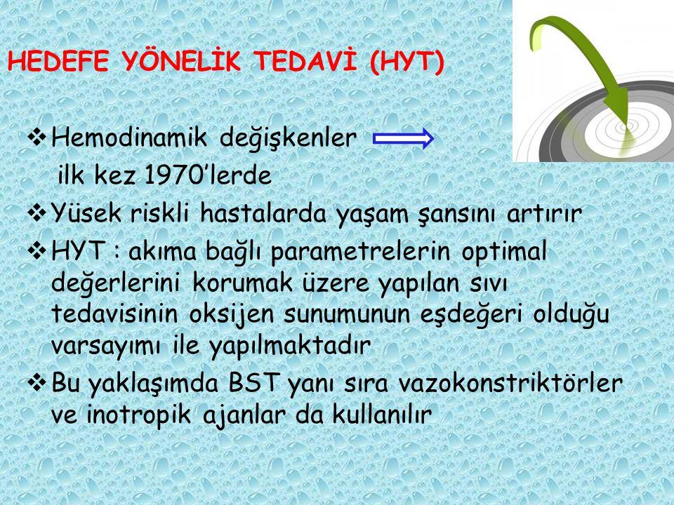 HEDEFE YÖNELİK TEDAVİ (HYT)