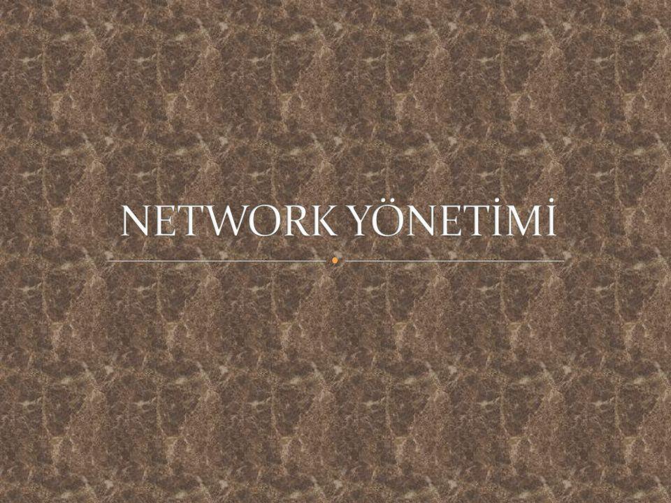 NETWORK YÖNETİMİ