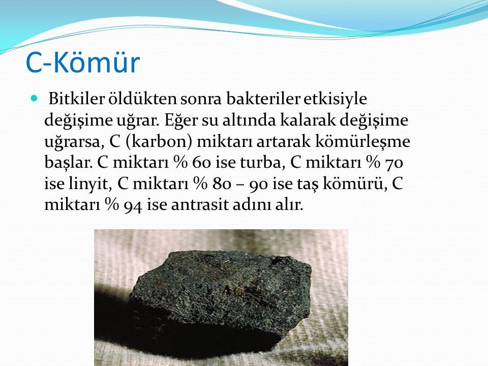 C-Kömür