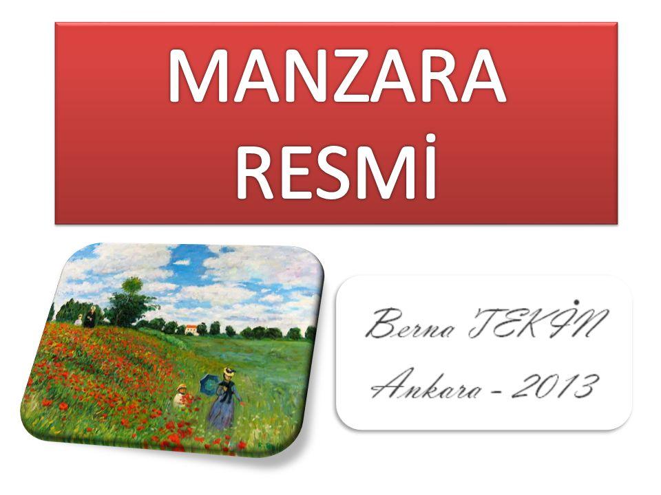 MANZARA RESMİ