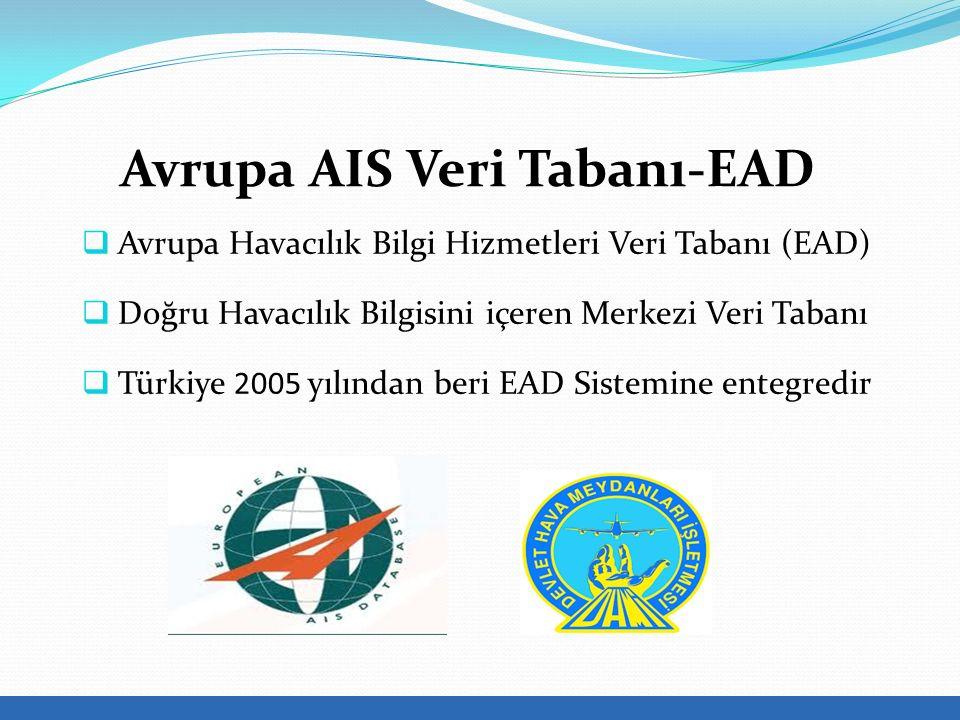 Avrupa AIS Veri Tabanı-EAD