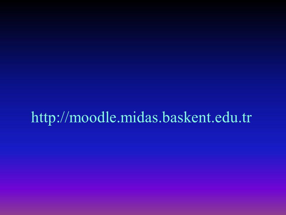http://moodle.midas.baskent.edu.tr