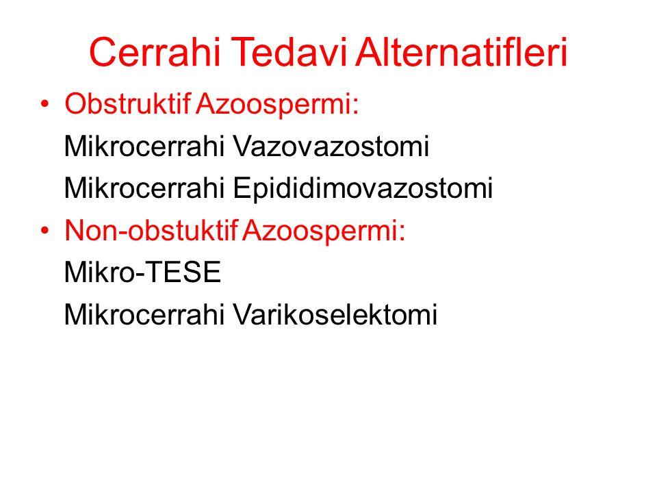 Cerrahi Tedavi Alternatifleri