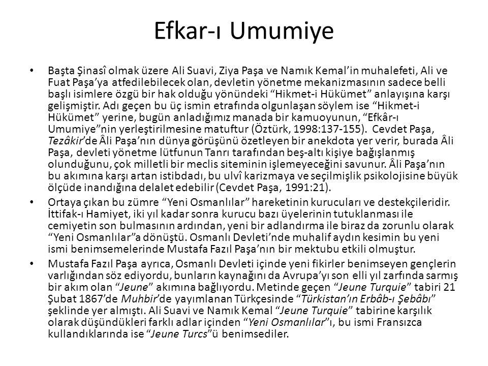 Efkar-ı Umumiye