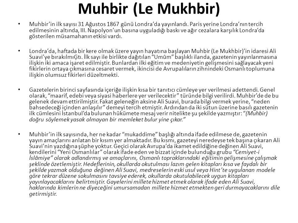 Muhbir (Le Mukhbir)