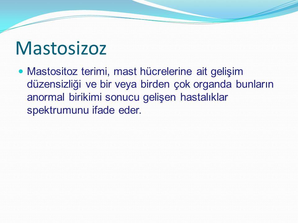 Mastosizoz