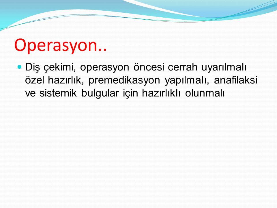 Operasyon..
