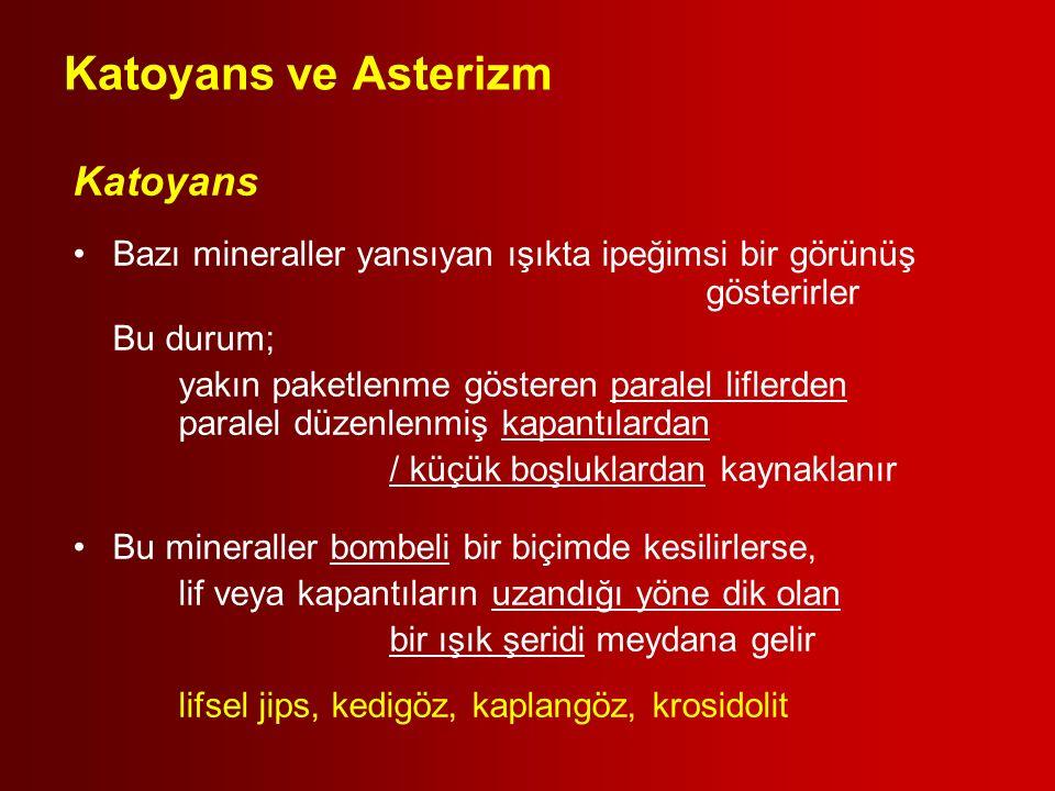 Katoyans ve Asterizm Katoyans