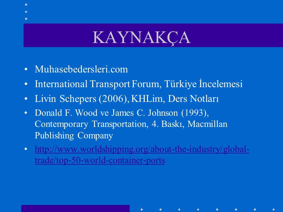KAYNAKÇA Muhasebedersleri.com