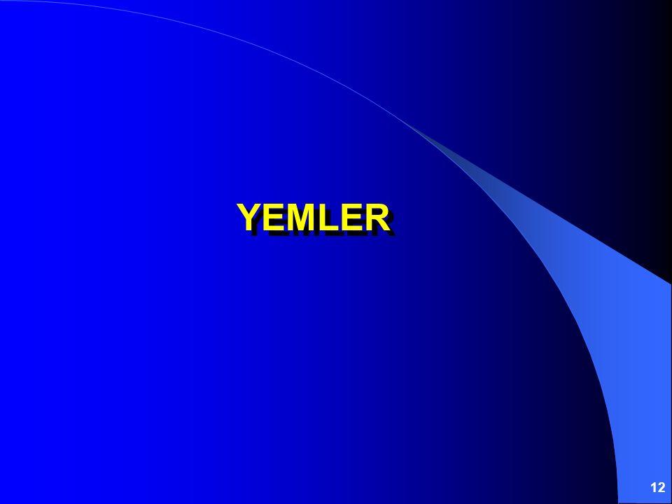 YEMLER