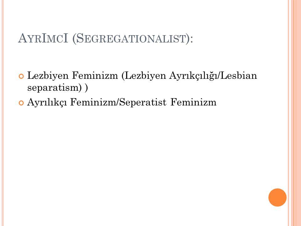 AyrImcI (Segregationalist):