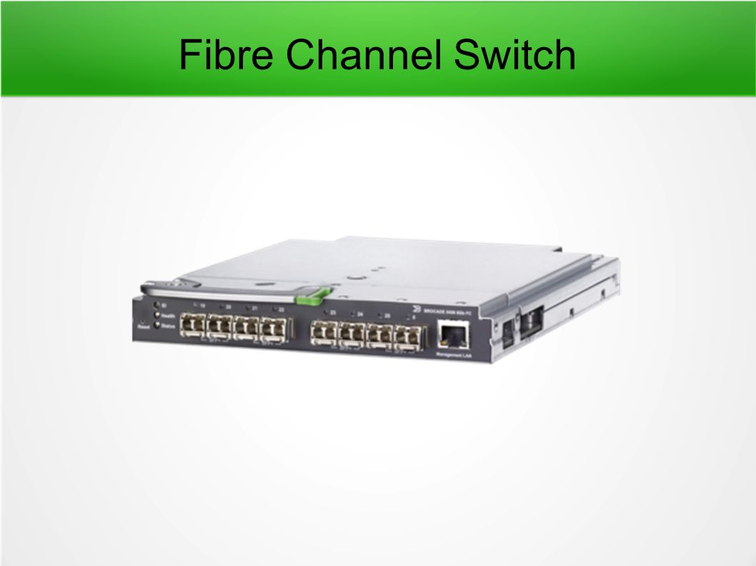 Fibre Channel Switch