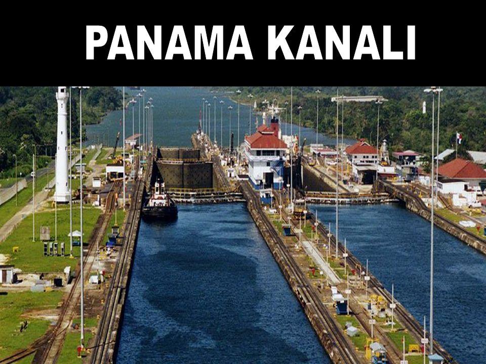PANAMA KANALI