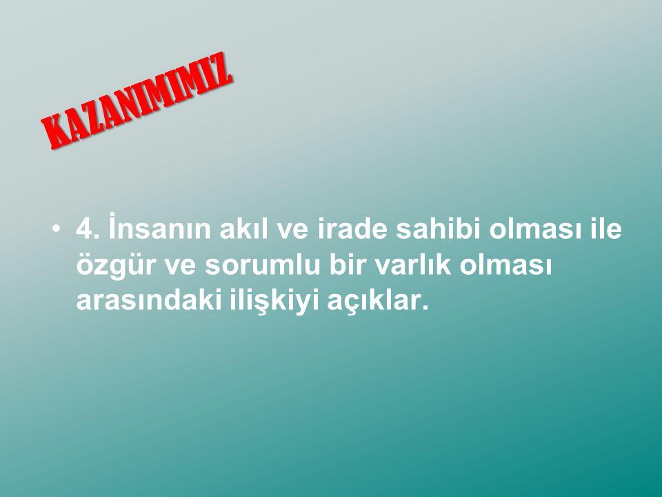 KAZANIMIMIZ 4.