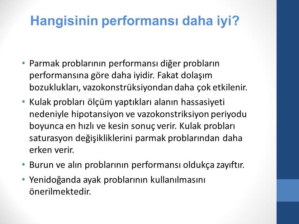 Hangisinin performansı daha iyi