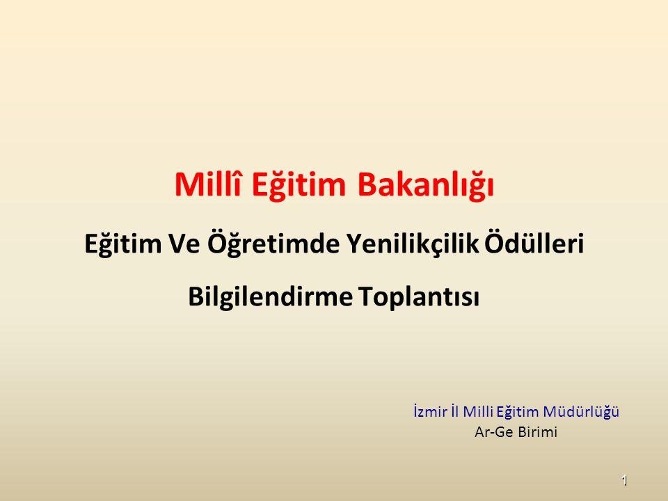 İzmir İl Milli Eğitim Müdürlüğü