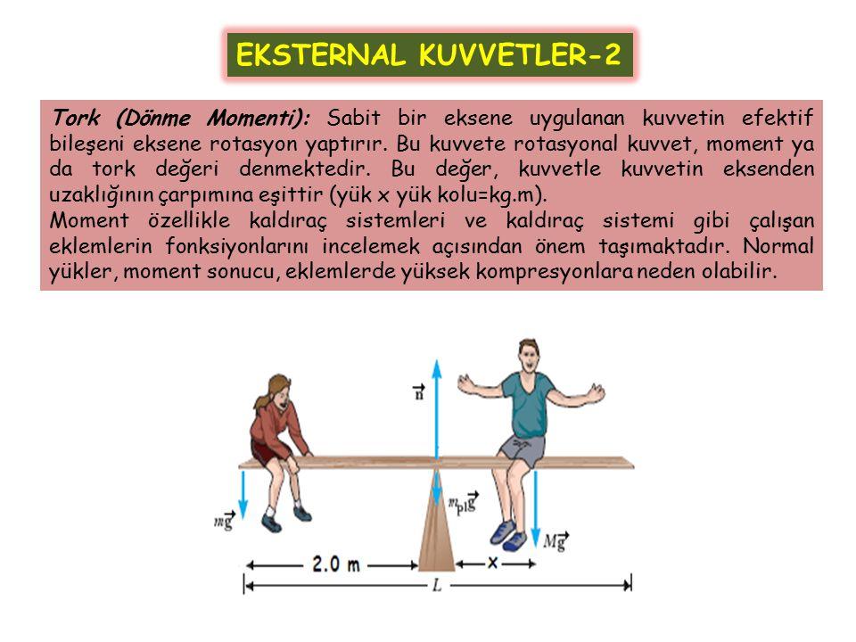EKSTERNAL KUVVETLER-2