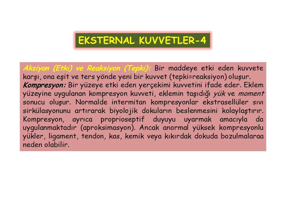 EKSTERNAL KUVVETLER-4