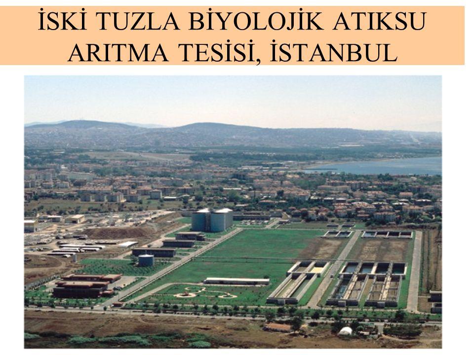 İSKİ TUZLA BİYOLOJİK ATIKSU ARITMA TESİSİ, İSTANBUL
