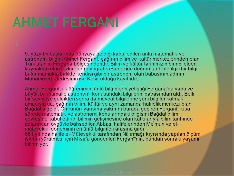 AHMET FERGANİ